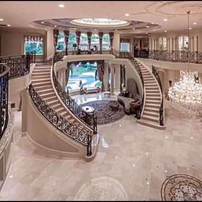 Mansion interiors