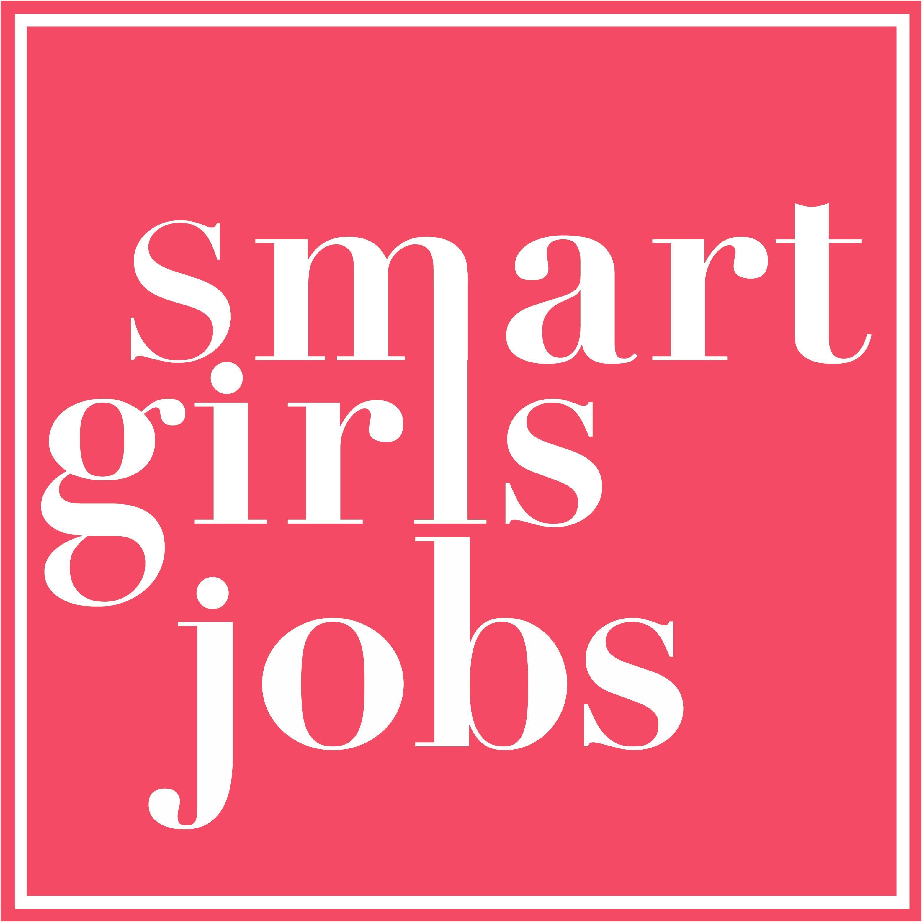 Smart Girls Jobs (@SmartGirlsJobs) | Twitter
