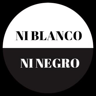 Resultado de imagen de ni negro ni blanco