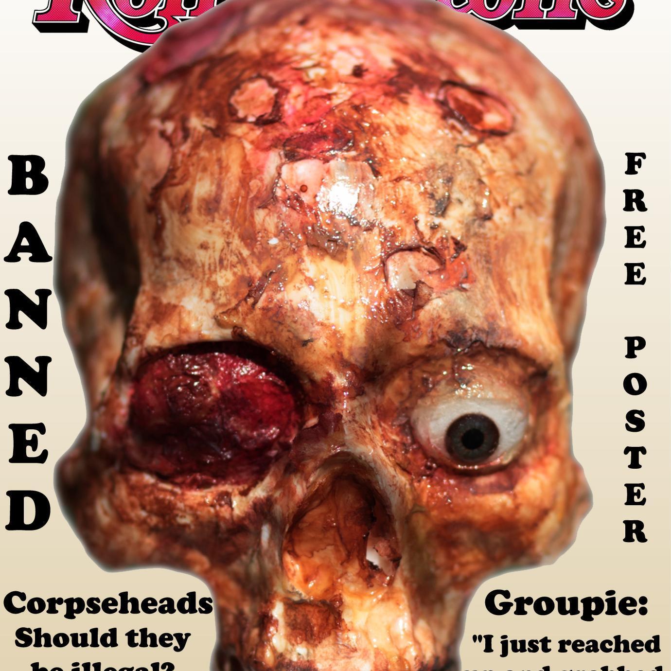 Corpse Head on Twitter: \