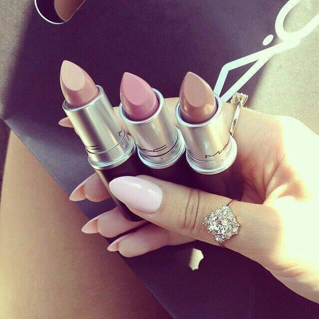 nails and lipstick tumblr - 604×604