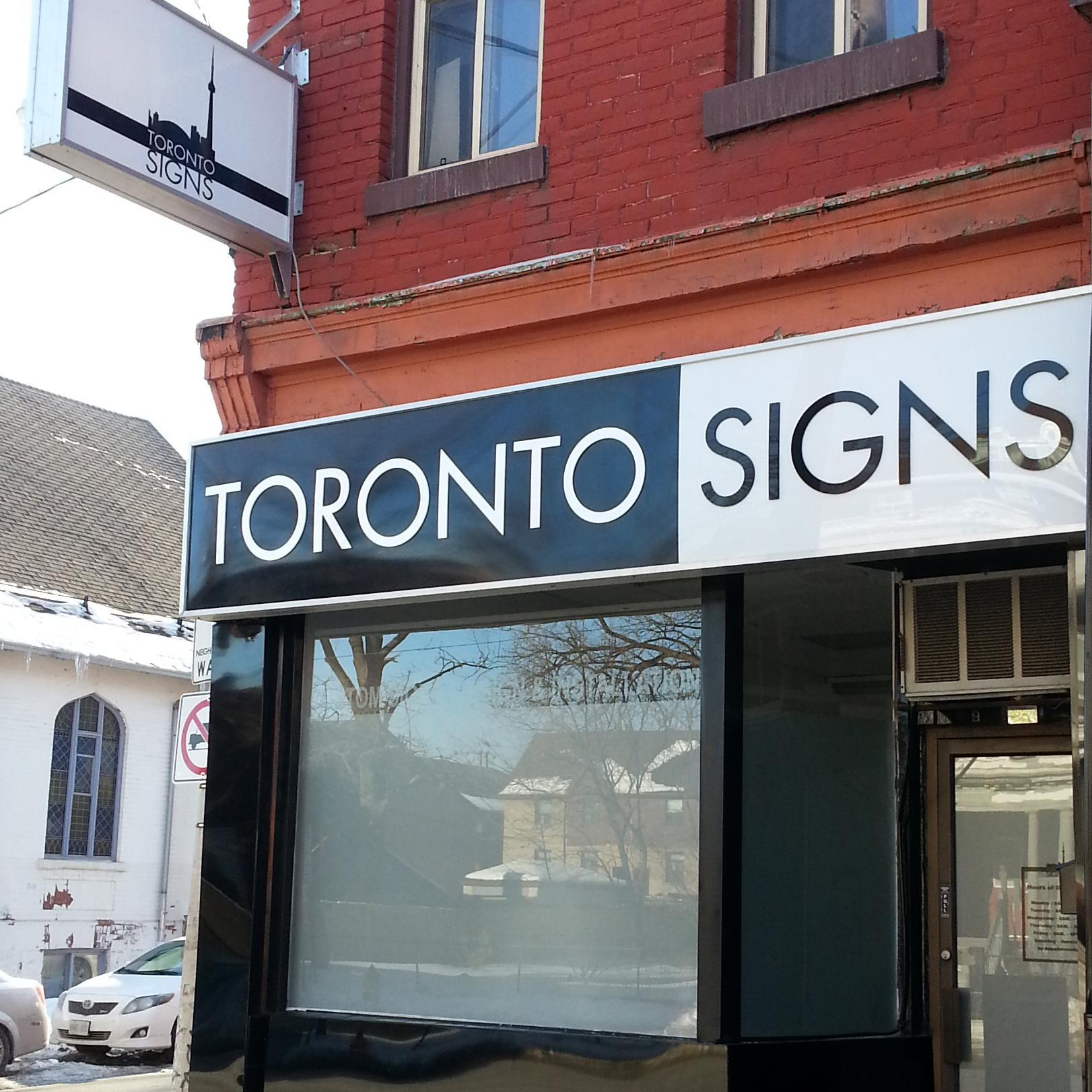 Toronto Signs on Twitter: