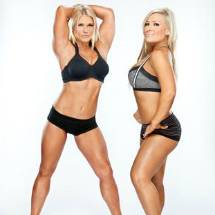 With you Beth phoenix sexy