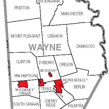 Wayne County ARC (@W3ARO) | Twitter