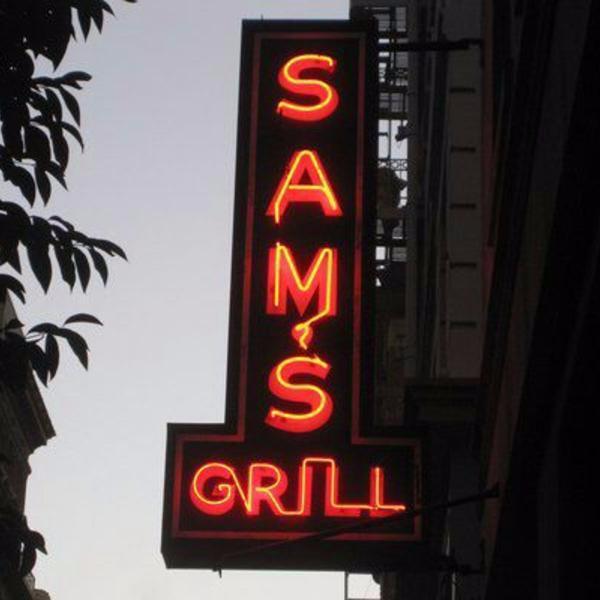 Αποτέλεσμα εικόνας για Sam's Grill (374 Bush St.) san francisco photos