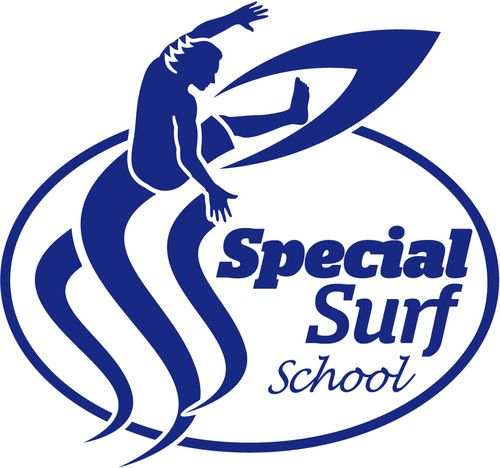 Surf School Logo Special Surf School
