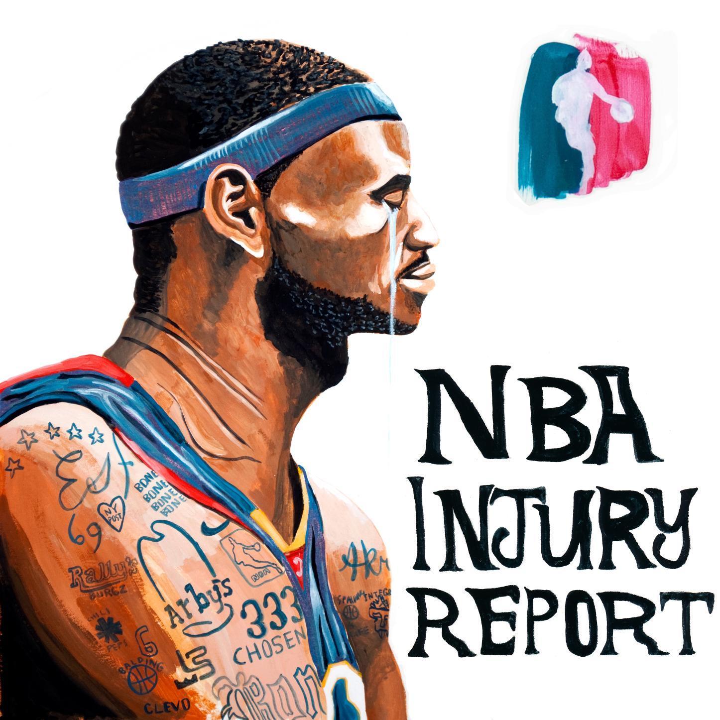 Nuggets Injury Report: NBA Injury Report (@NBAInjuryR3port)