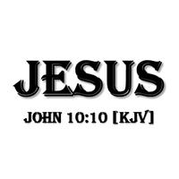 #JESUSonly
