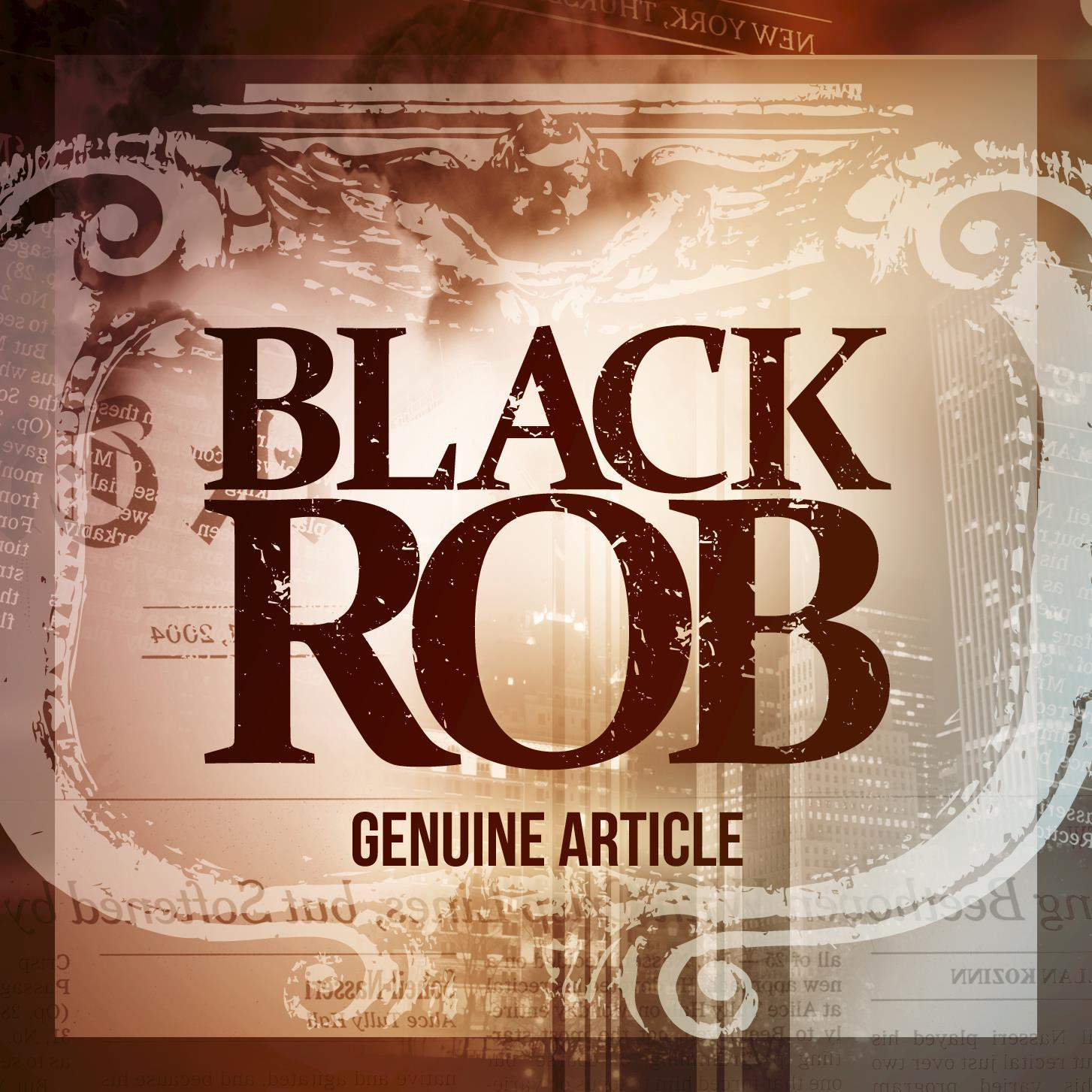 Black Rob Social Profile