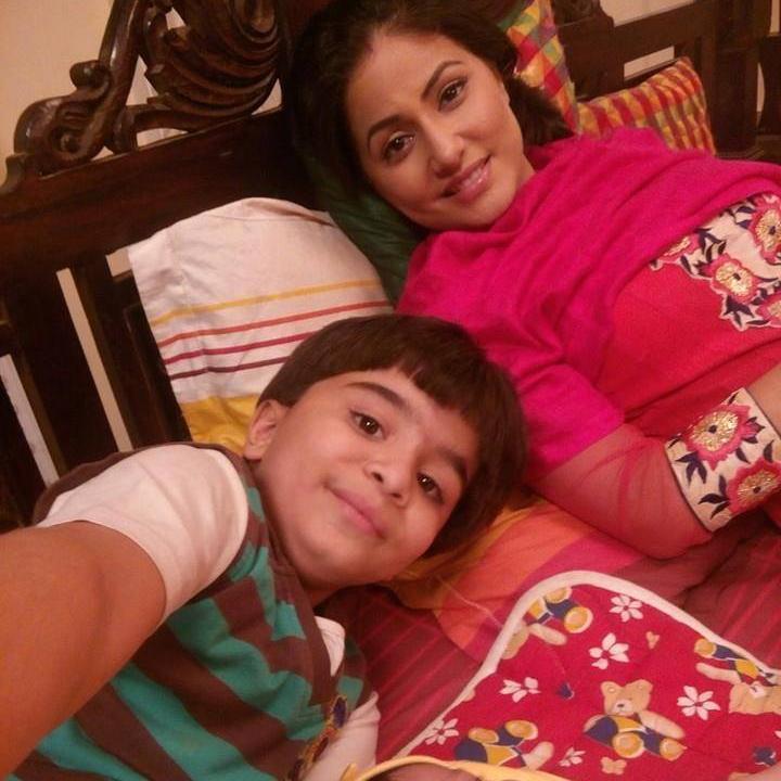 Hina Khan Singhania Naira Twitter