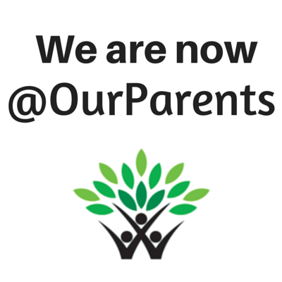 Now at @OurParents Social Profile