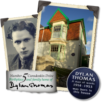 Dylan Thomas B'place | Social Profile