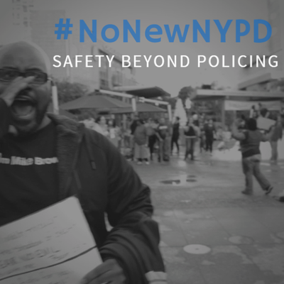 Beyond Policing (@nonewnypd) Twitter profile photo