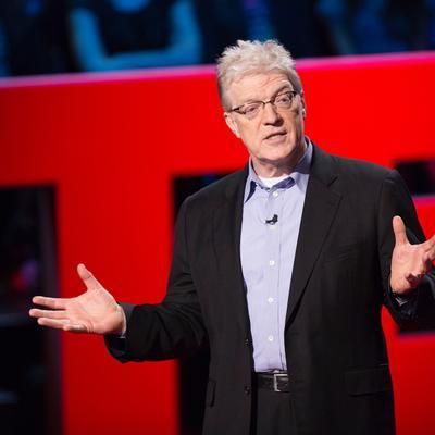 Sir Ken Robinson (@SirKenRobinson) Twitter profile photo