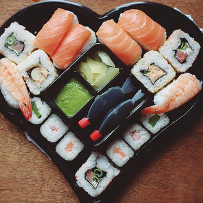 Порно в суши