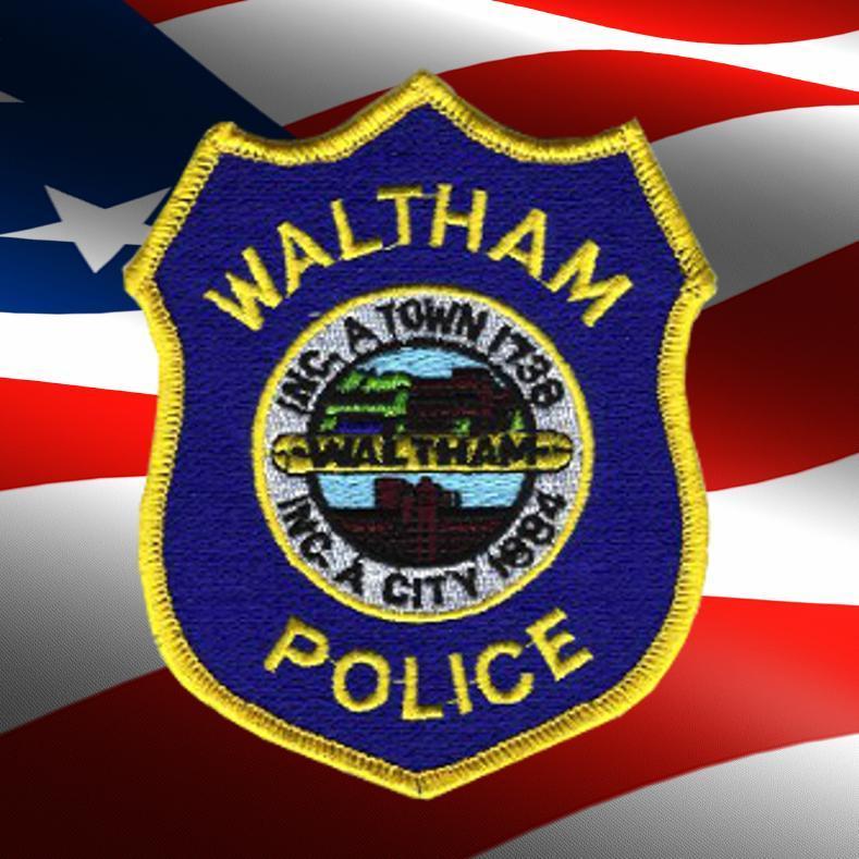 Waltham MA Police (@WalthamMAPolice) | Twitter