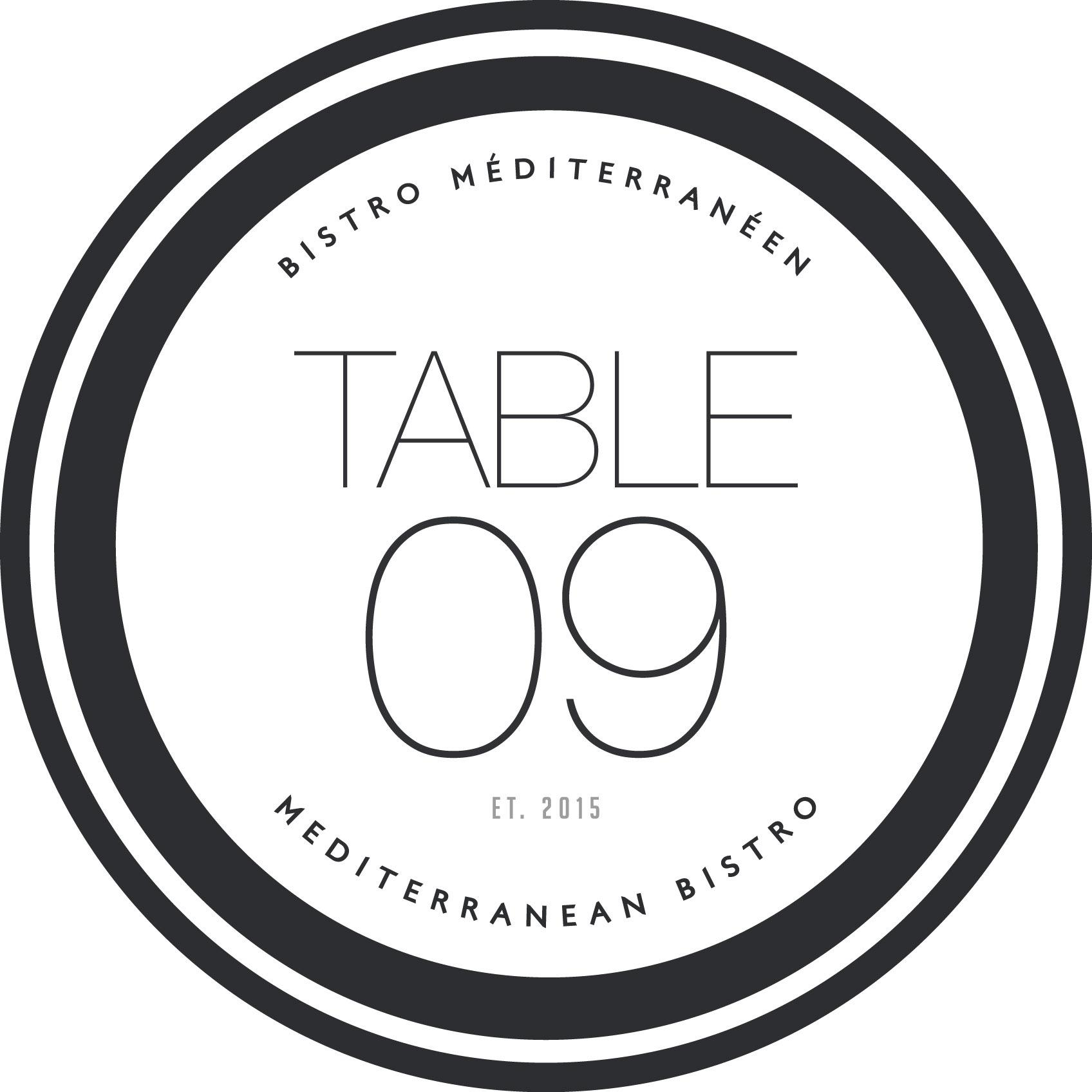 Table 09 table 09 twitter for Table 09 pointe claire