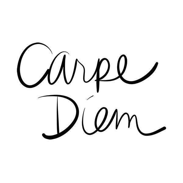 carpe diem and how it relates Carpe diem relates to how much time we have, but christians should not be living just for  the lesson is to realize at times following the concept of carpe diem.
