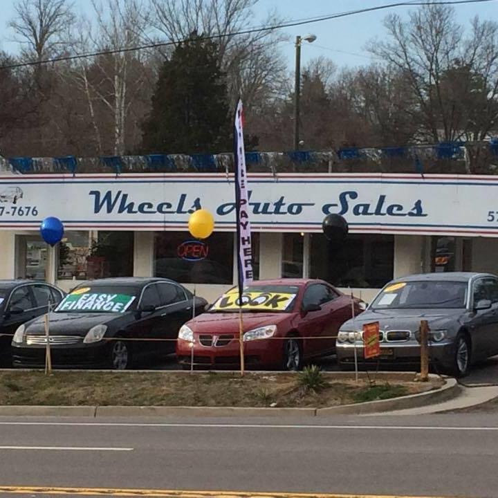Wheels Auto Sales (@WheelsAutoSale1)