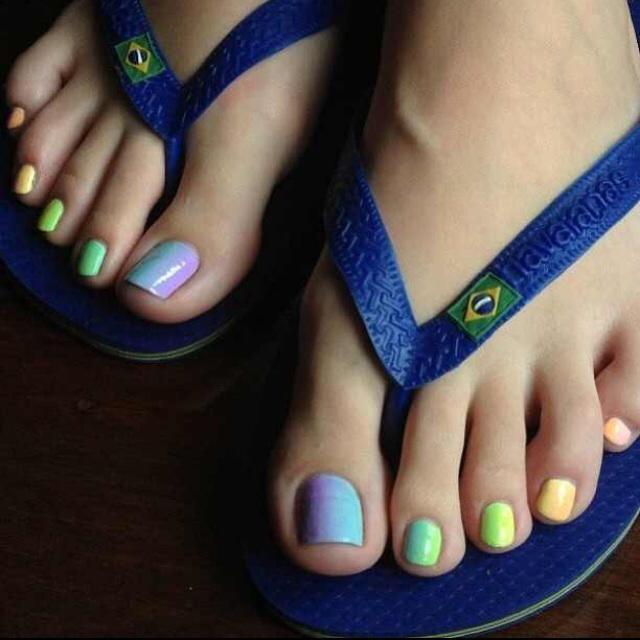 Demi Rose Feet