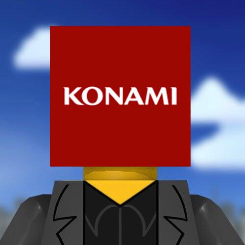 konami account
