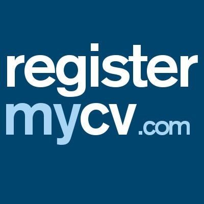 Register My Cv