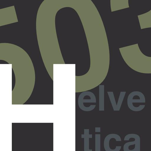 helvetica503