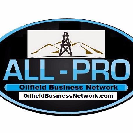 Proud member of OilfieldBusinessNetwork.com