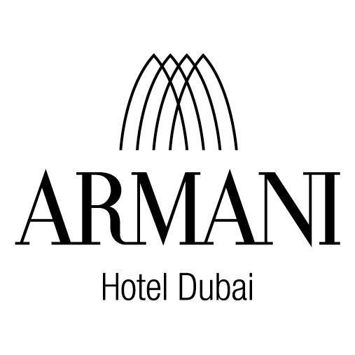 Armani hotel dubai armanihoteldxb twitter for Hotel logo design