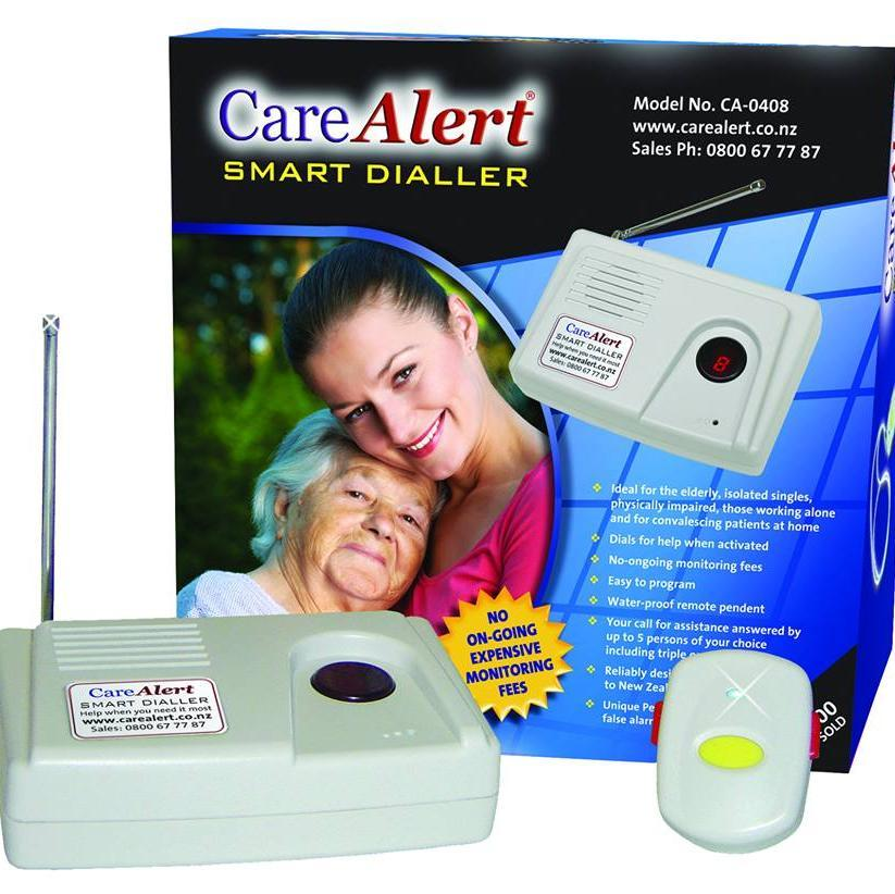 care alert smart dialler instructions