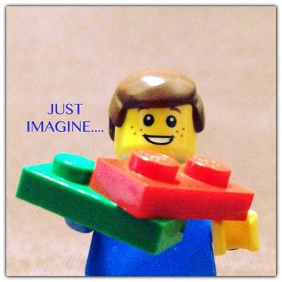 LEGOット庄