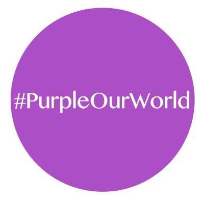 @PurpleOurWorld
