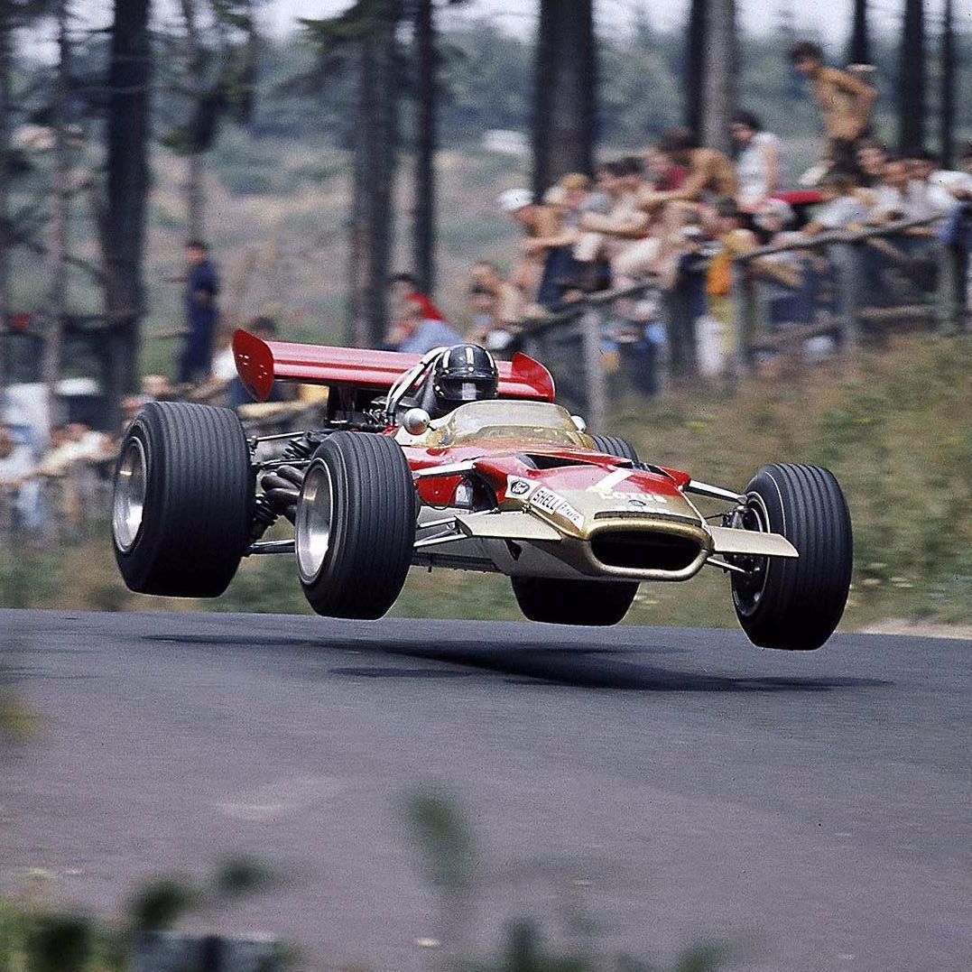 F1: Vintage Formula 1 (@vintage_f1)