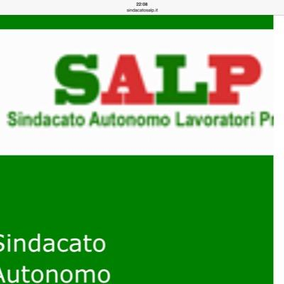 Sindacato ConfalSALP on Twitter: \