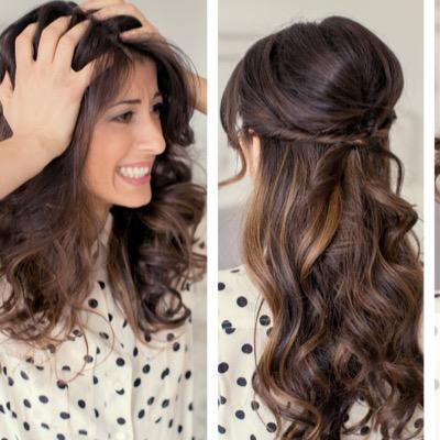 Luxury  Hairstyle To Feel Good During Your Graduation  HairStyles For Woman