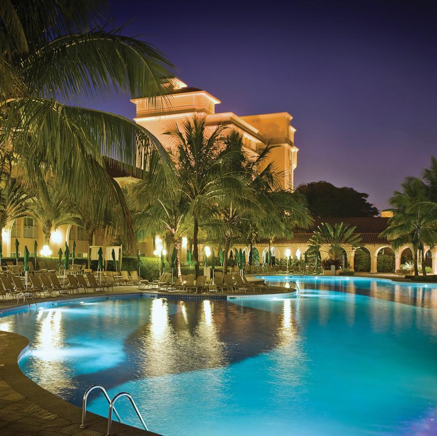 Hotels market