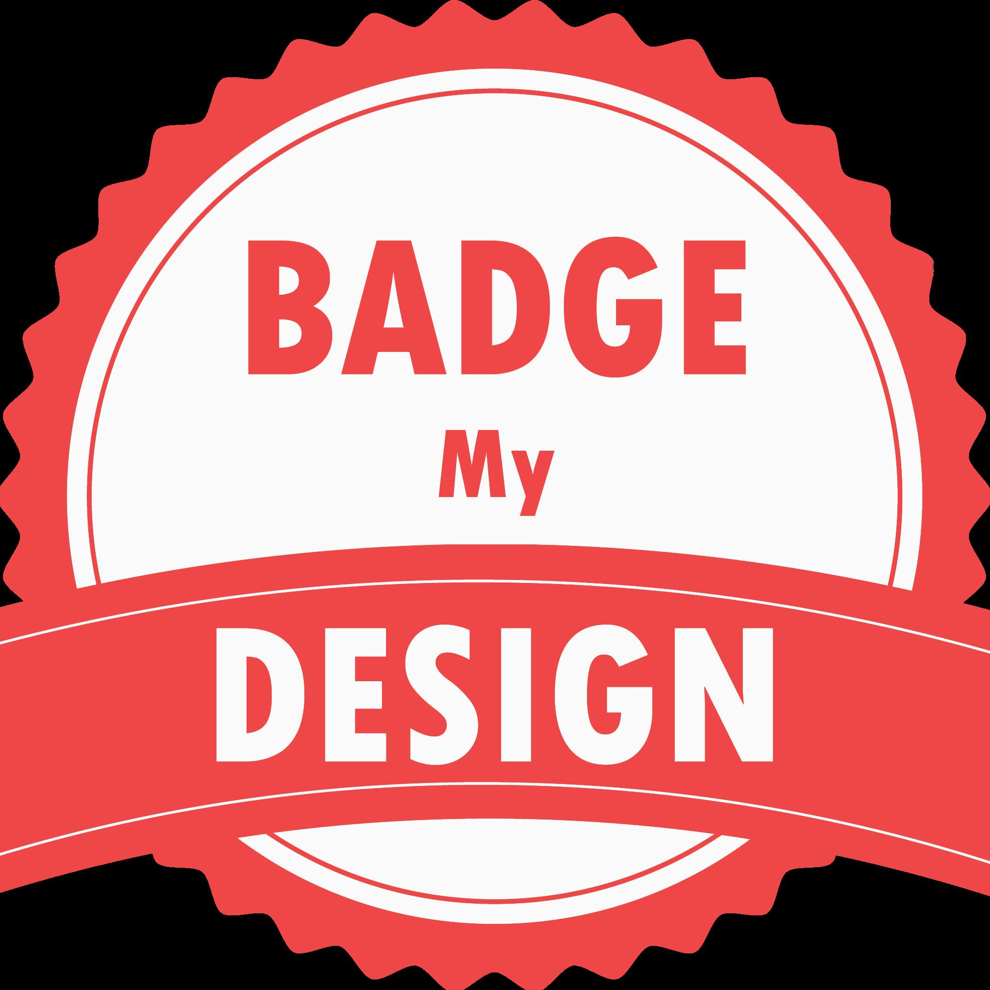 open badges design template and tips emblem badge design