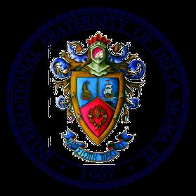 Image result for delta sigma pi logo