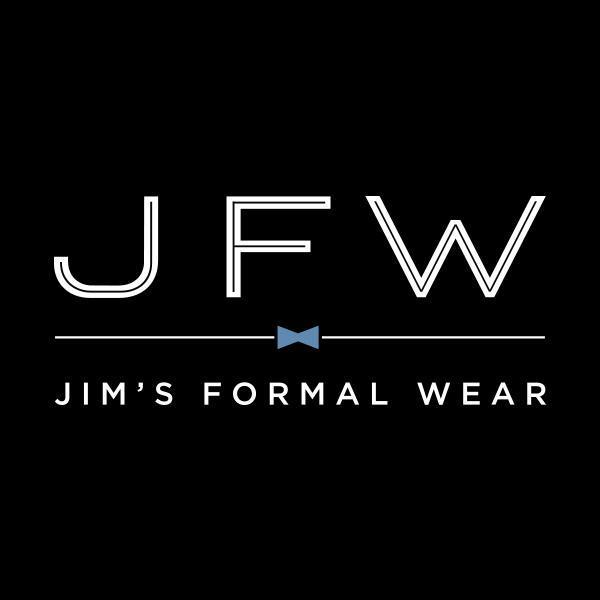 Image result for jim's formal wear logo