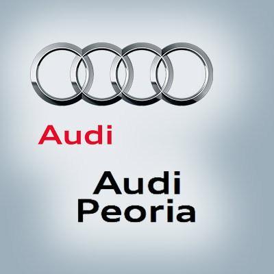 Audi Peoria AudiPeoria Twitter - Audi peoria