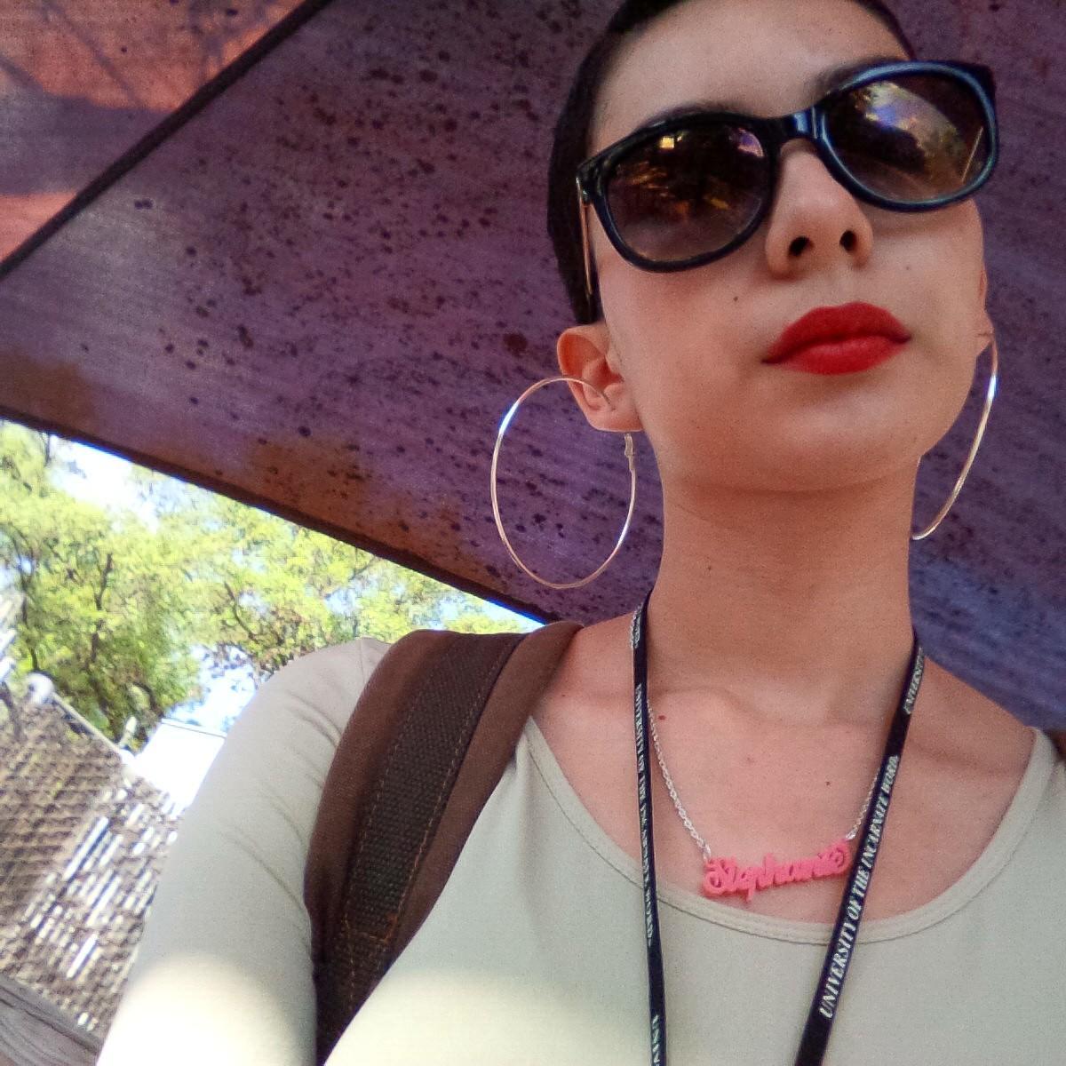 Stephanie Lugo Nude Photos 7