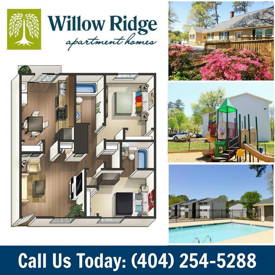Willow Ridge Apts (@WillowRidgeATL)