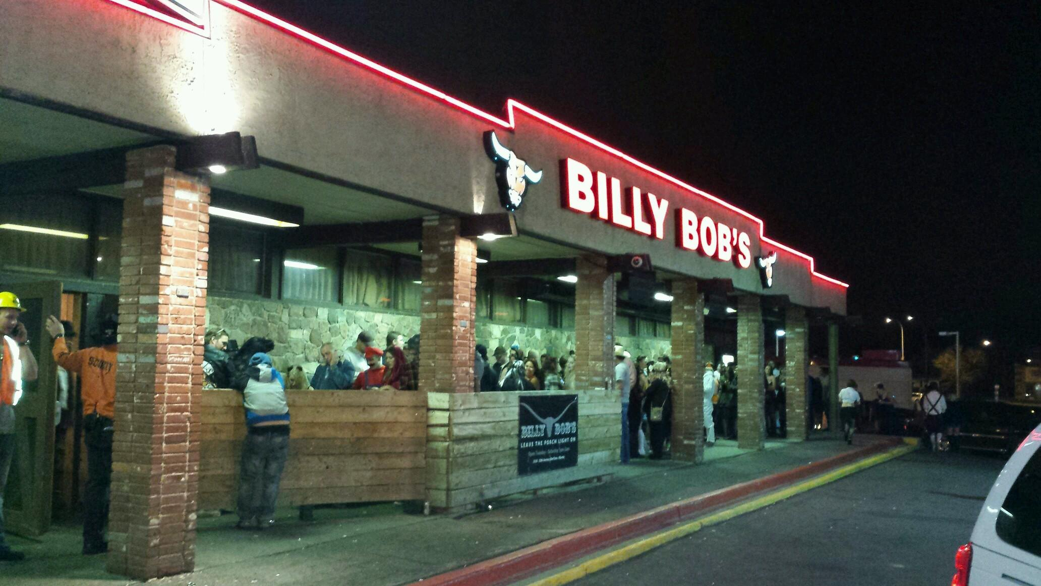 Billy Bob S Red Deer