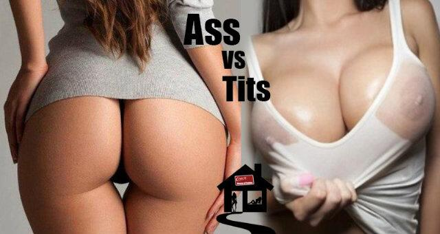 Big Tits Vs Big Ass 96
