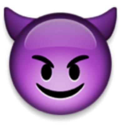 Devil Emoji Tweets (@TheDevilEmoji) | Twitter