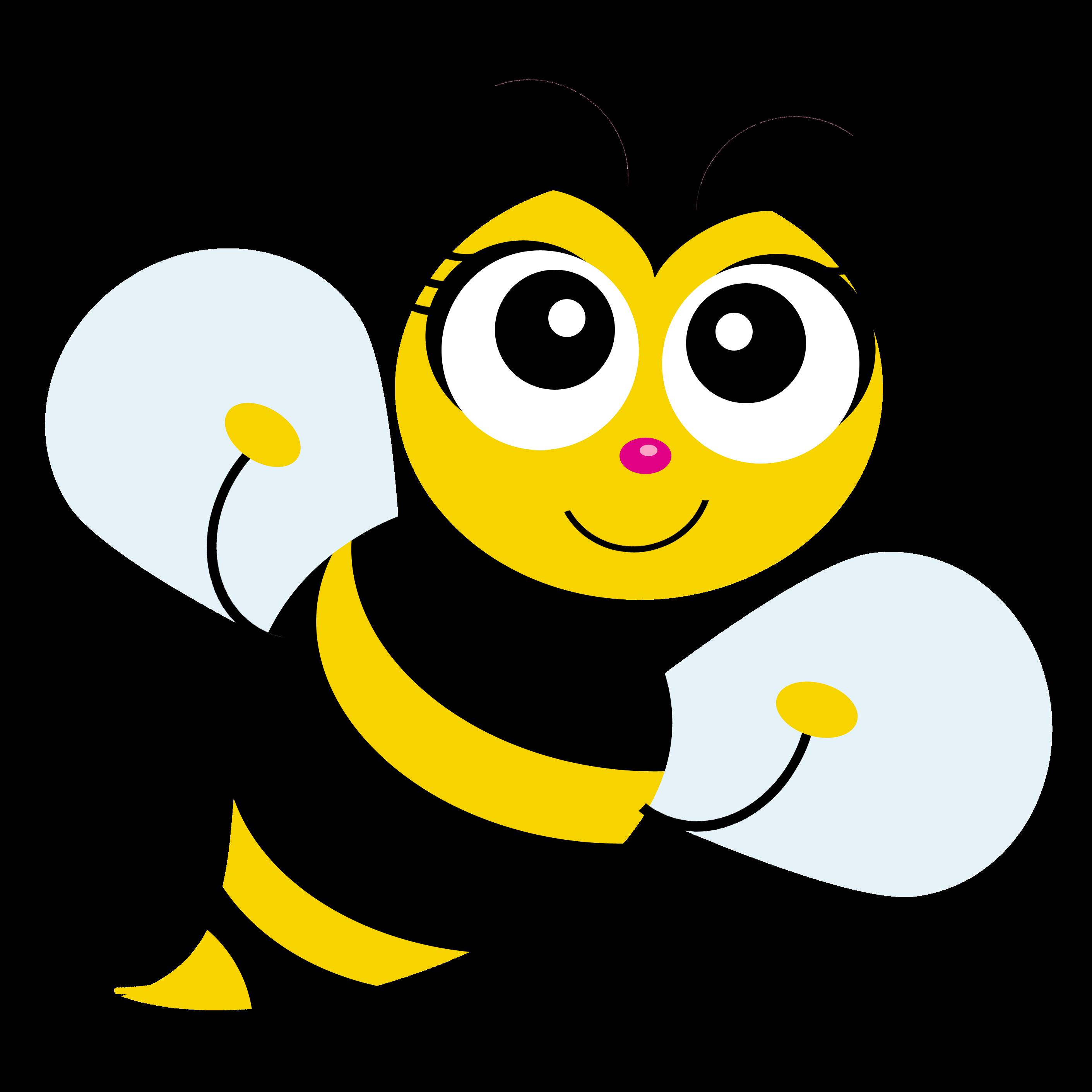 Картинка пчелки детская