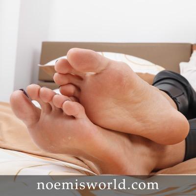 Barefoot Beauties