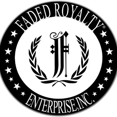 Faded Royalty Entp On Twitter Faded Royalty Is A Registered