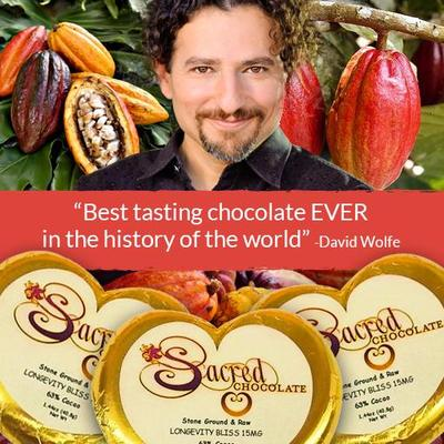 Sacred Chocolate | Social Profile