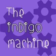 indigo machine